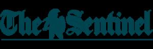 The sentinel newspaper logo